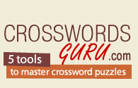 logo crossword solver